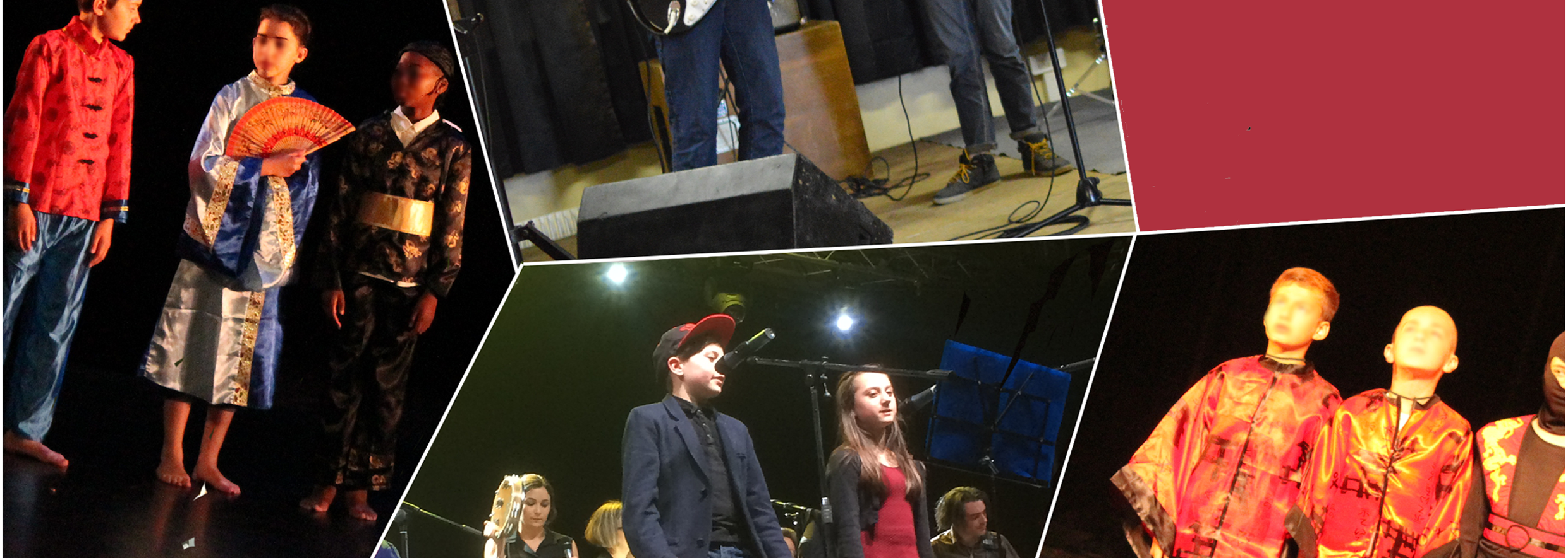 Le Festival Amateurs : Musique et Théâtre à la MJC