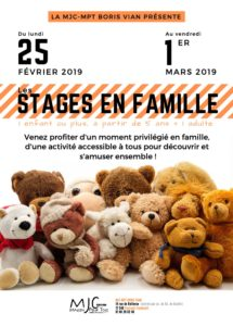 STAGES FAMILLE